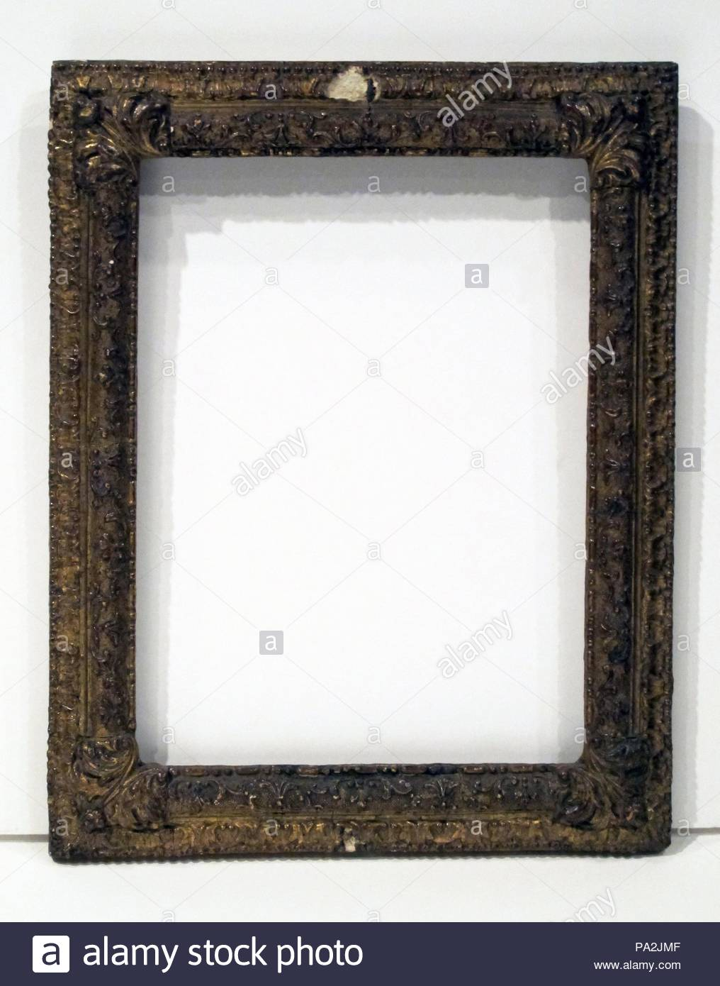 Single Swept Frame Late 18th Century French Carved And Gilded