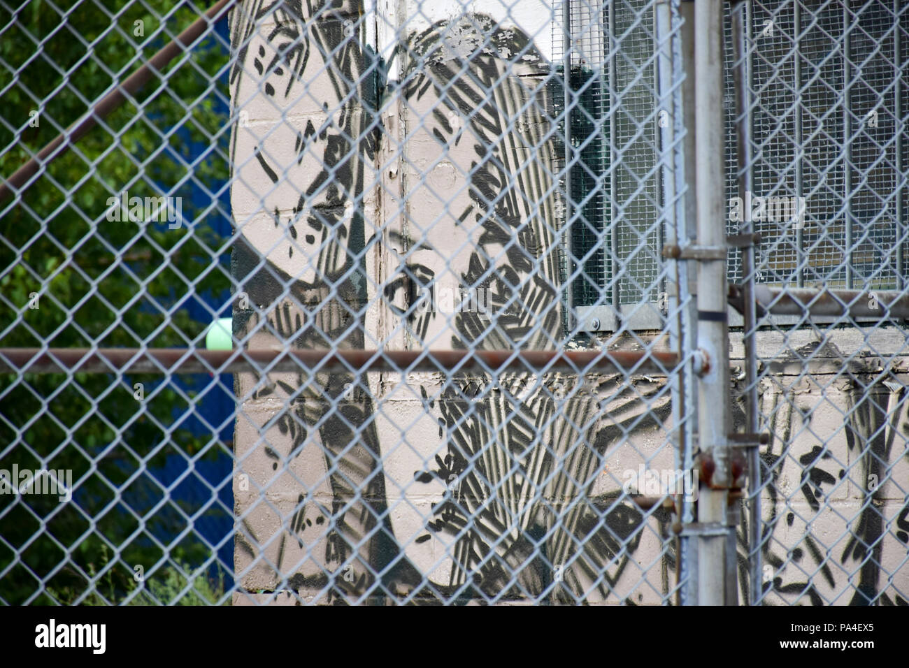 metaphors in fences