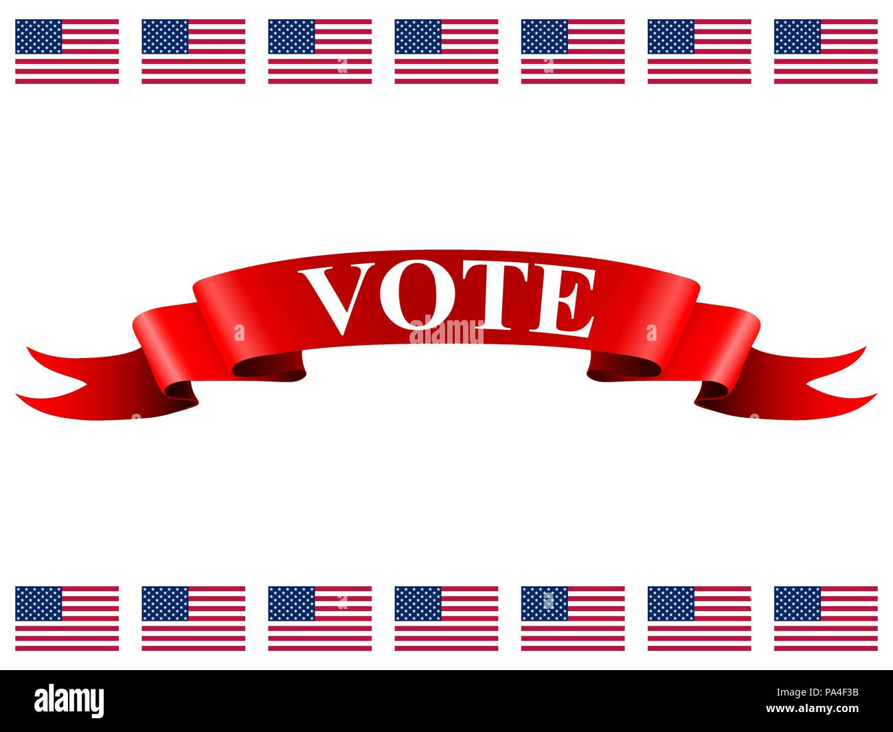 US Elections - Stock Image
