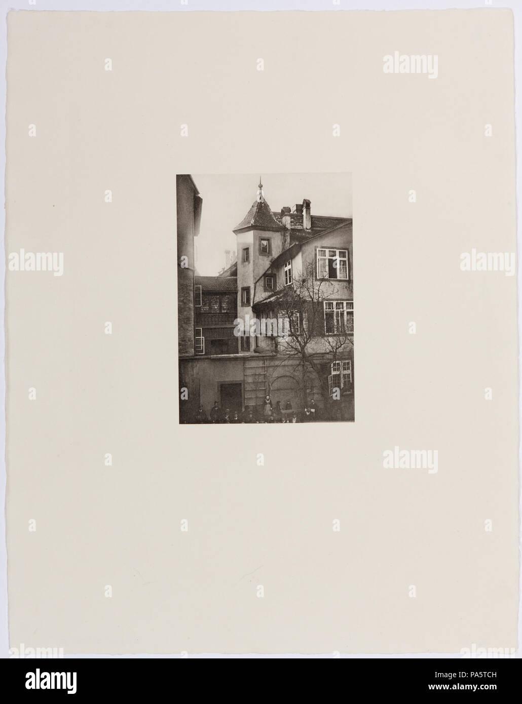 Inv.nr:LXIV:IV:I.a.c.90. 159 Ljustryck över slott och egendomar - Hallwylska museet - 105115 - Stock Image