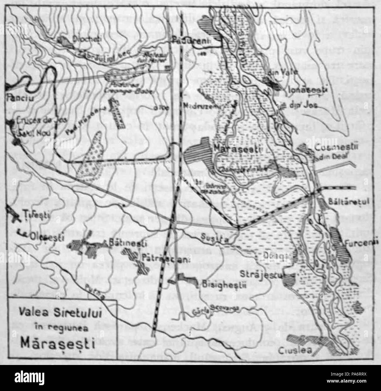 5 1929 Hartazona Bat De La Marasesti Aug 1917 Kiritescu Ii 504