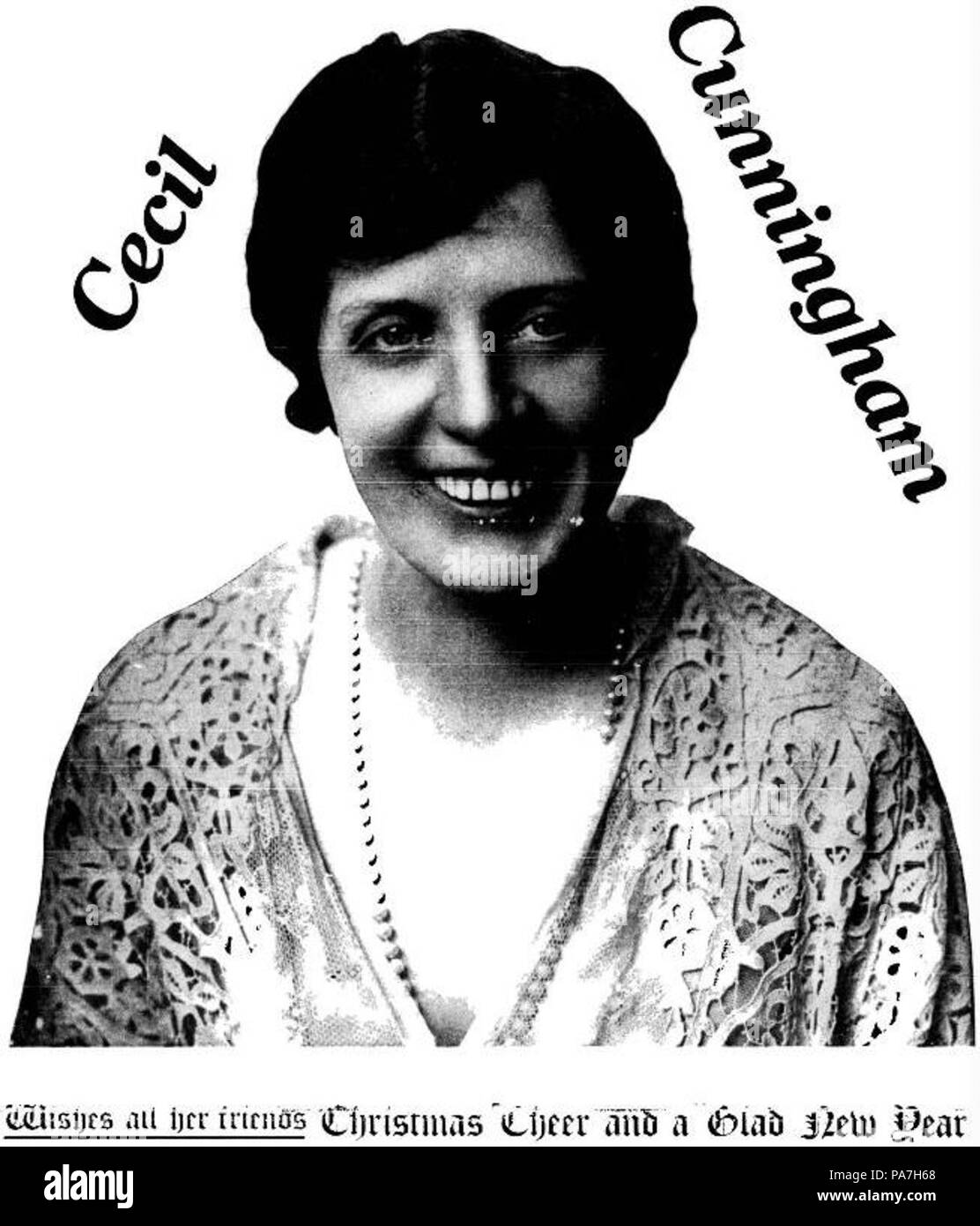 Cecil Cunningham