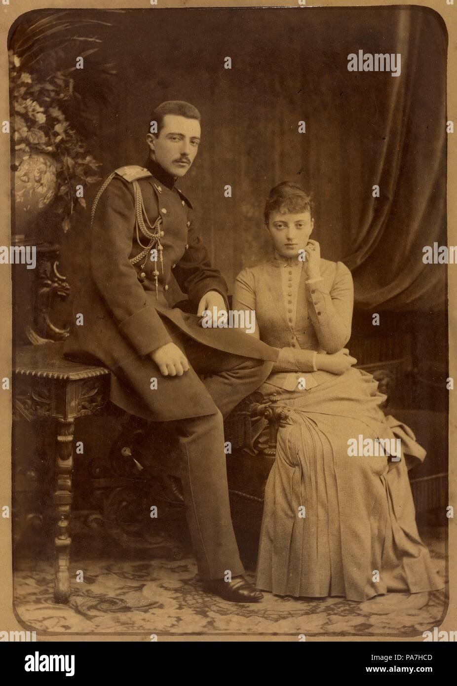 Anastasia Romanov PortraitStock Photos and Images