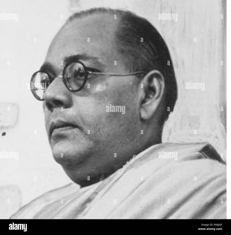 122 Sarat Chandra Bose - Stock Image