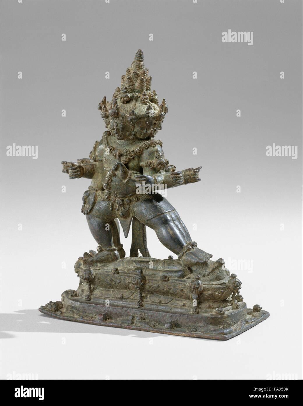 The Buddhist Guardian Mahabala  Culture: Indonesia (Java