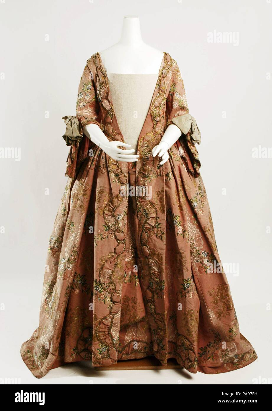 d22bd9aa726 Robe A La Francaise Stock Photos   Robe A La Francaise Stock Images ...