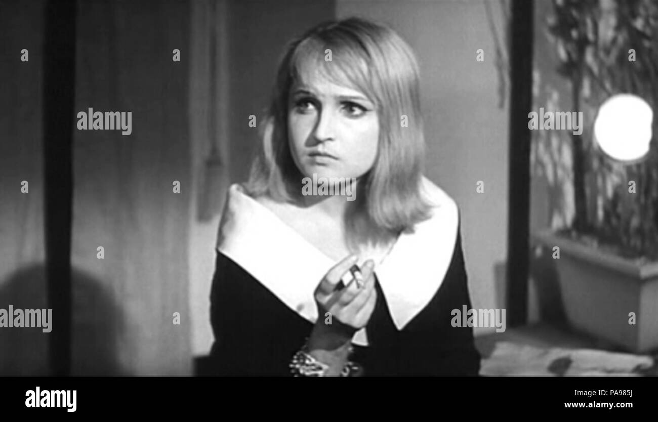 02cf5184ad7 Laura Betti Black and White Stock Photos & Images - Alamy