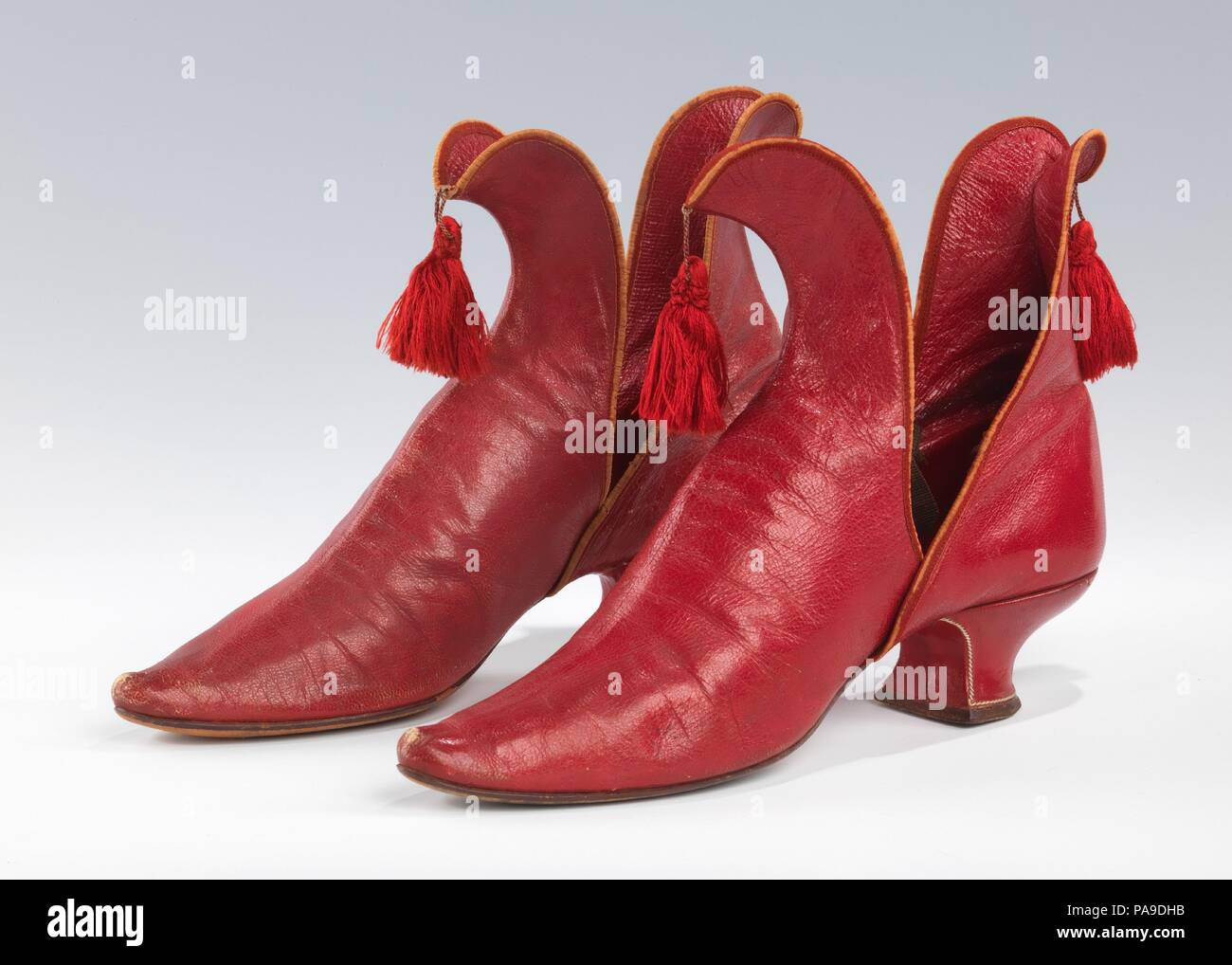 Slippers  Culture: American  Department Store: Rosenbloom's