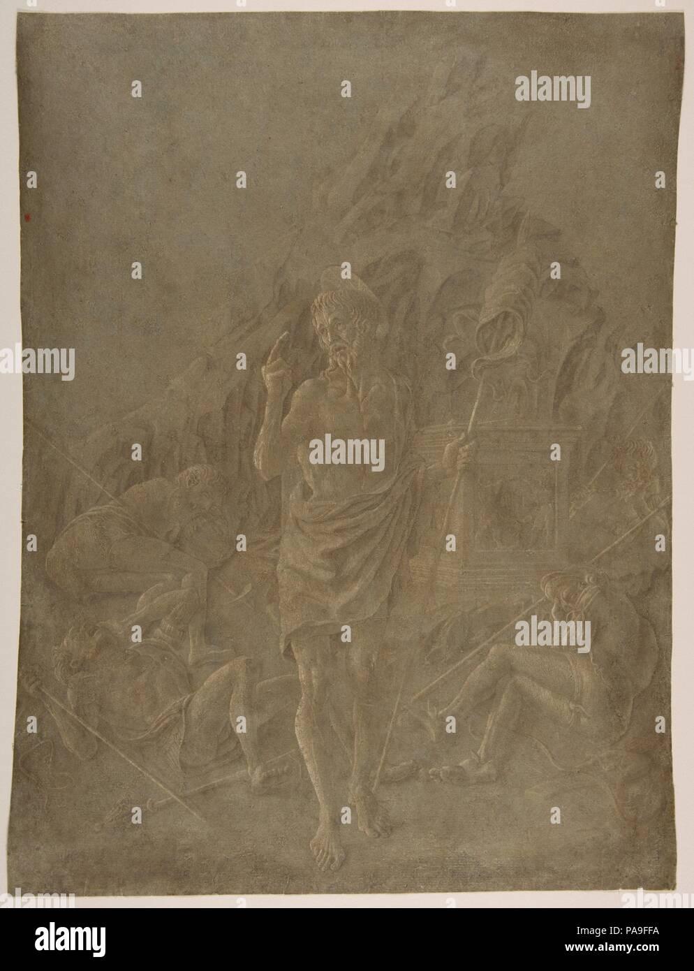 The Resurrection. Artist: Marco Zoppo (Marco Ruggeri known as Lo ...
