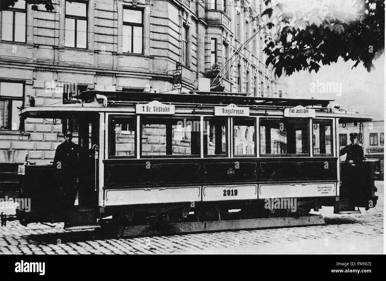 224 S 15, v 1906, G1 2019 - Stock Image