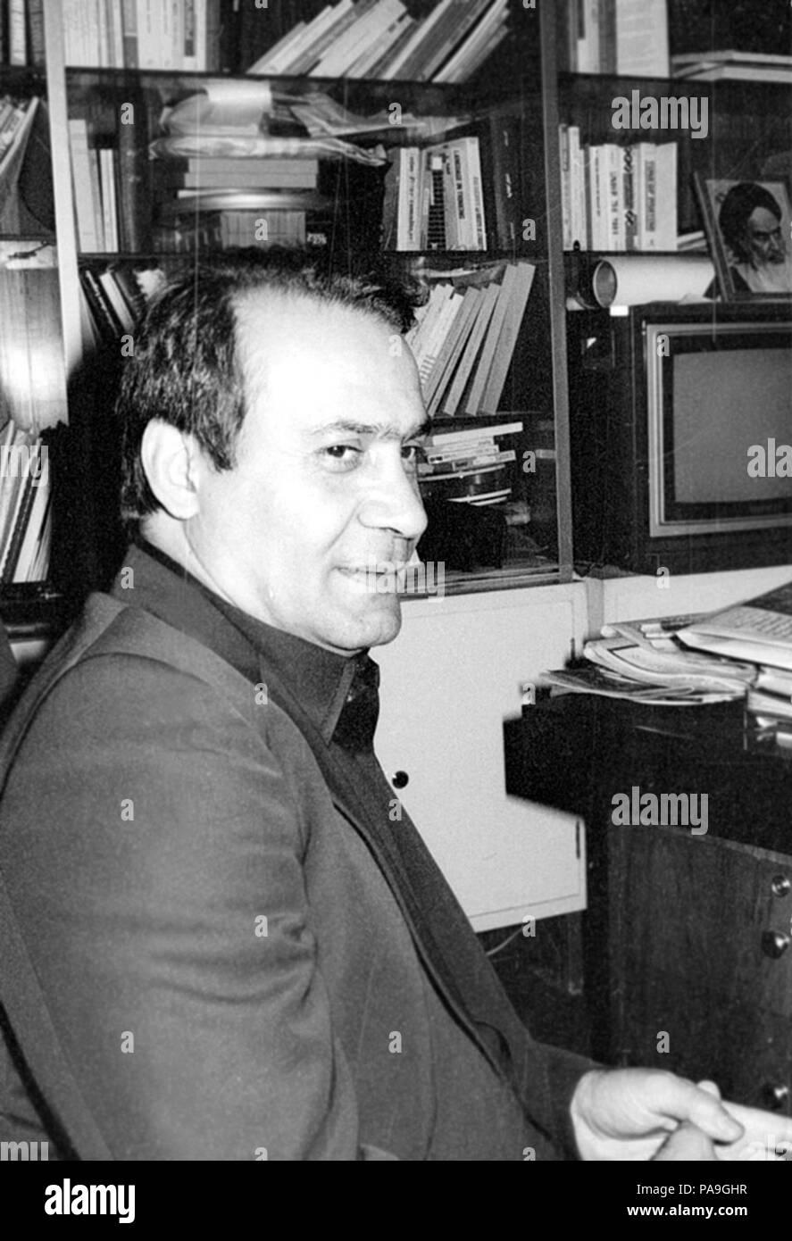225 Sadegh Ghotbzadeh in his o...