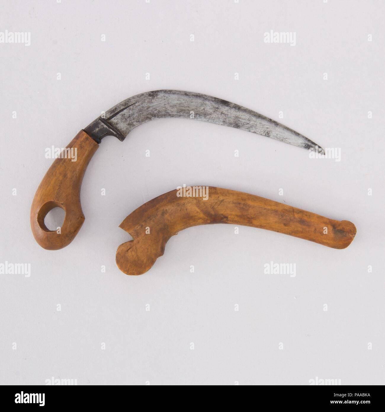 Knife (Korambi) with Sheath  Culture: Indonesian, Sulawesi