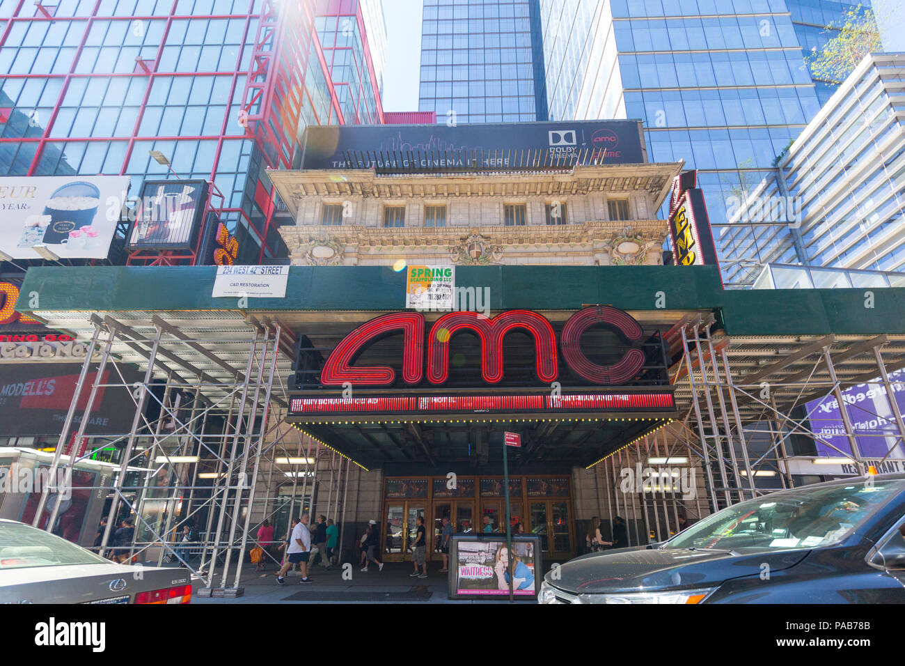 Movie theater locations new york