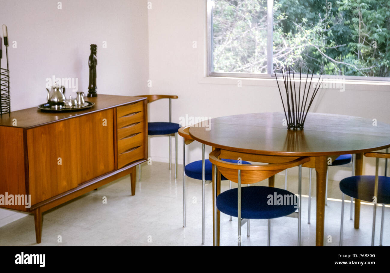 Teak Furniture High Resolution Stock Photography And Images Alamy