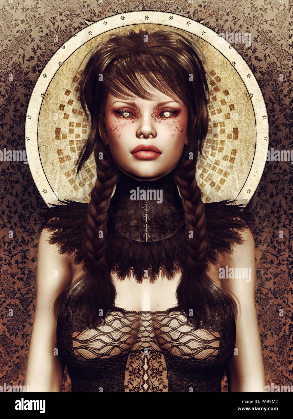 Really. join 3d girl fantasy art