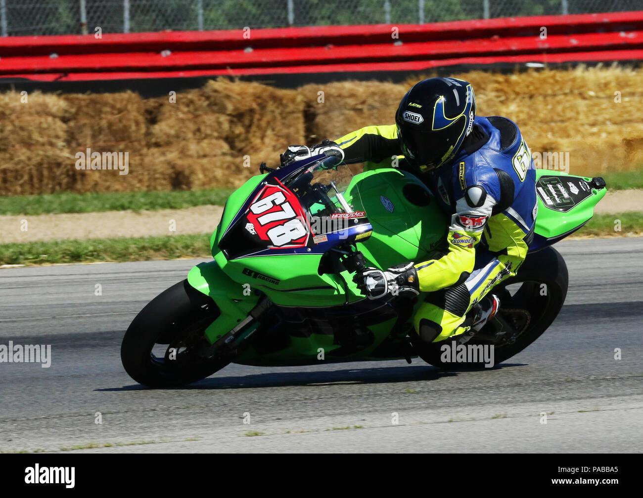 Racing Scooter Stock Photos & Racing Scooter Stock Images