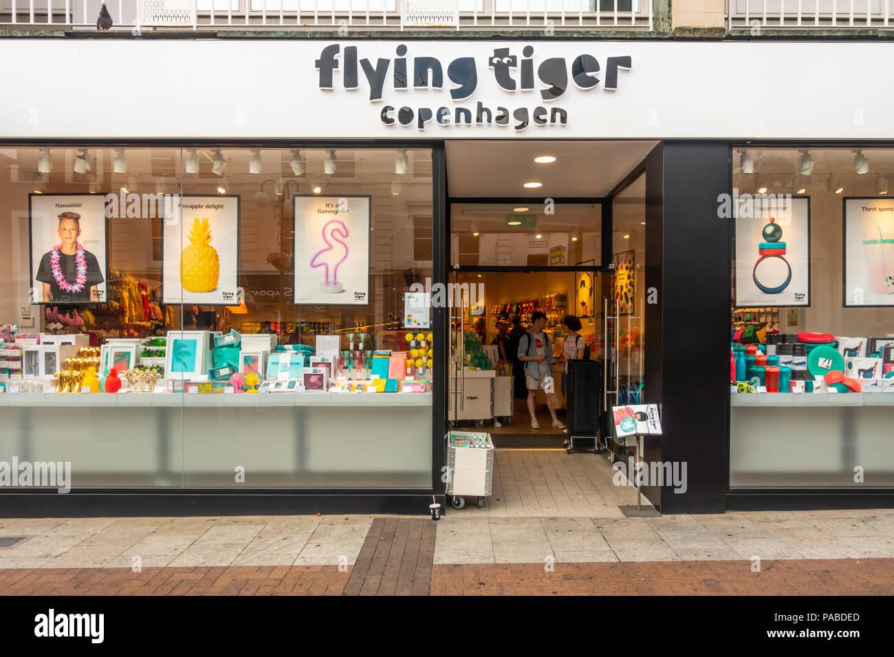 flying tiger shop stock photos flying tiger shop stock images alamy. Black Bedroom Furniture Sets. Home Design Ideas