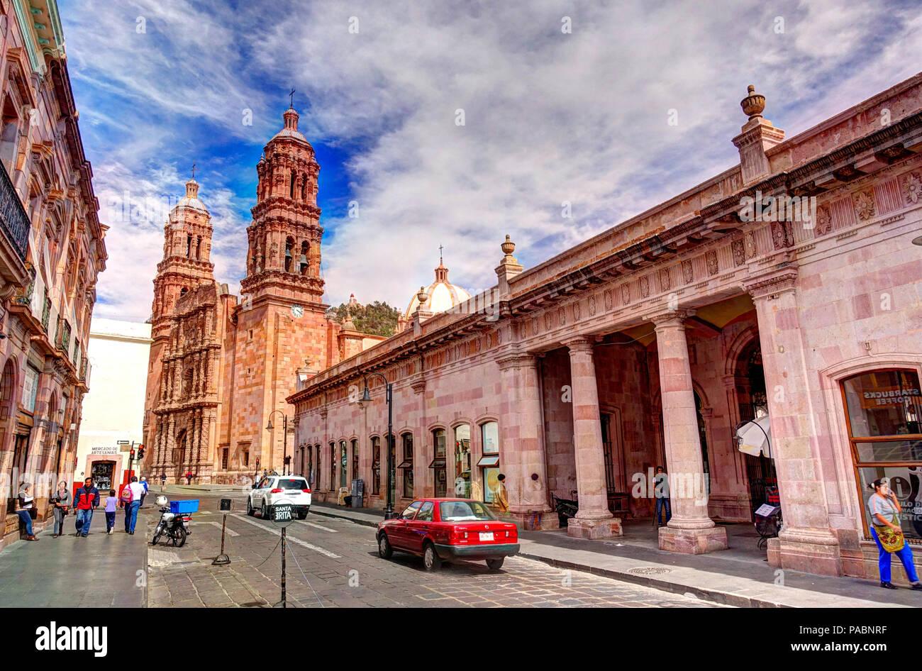 Travel Mexico Mexican Zacatecas Stock Photos Travel Mexico Mexican