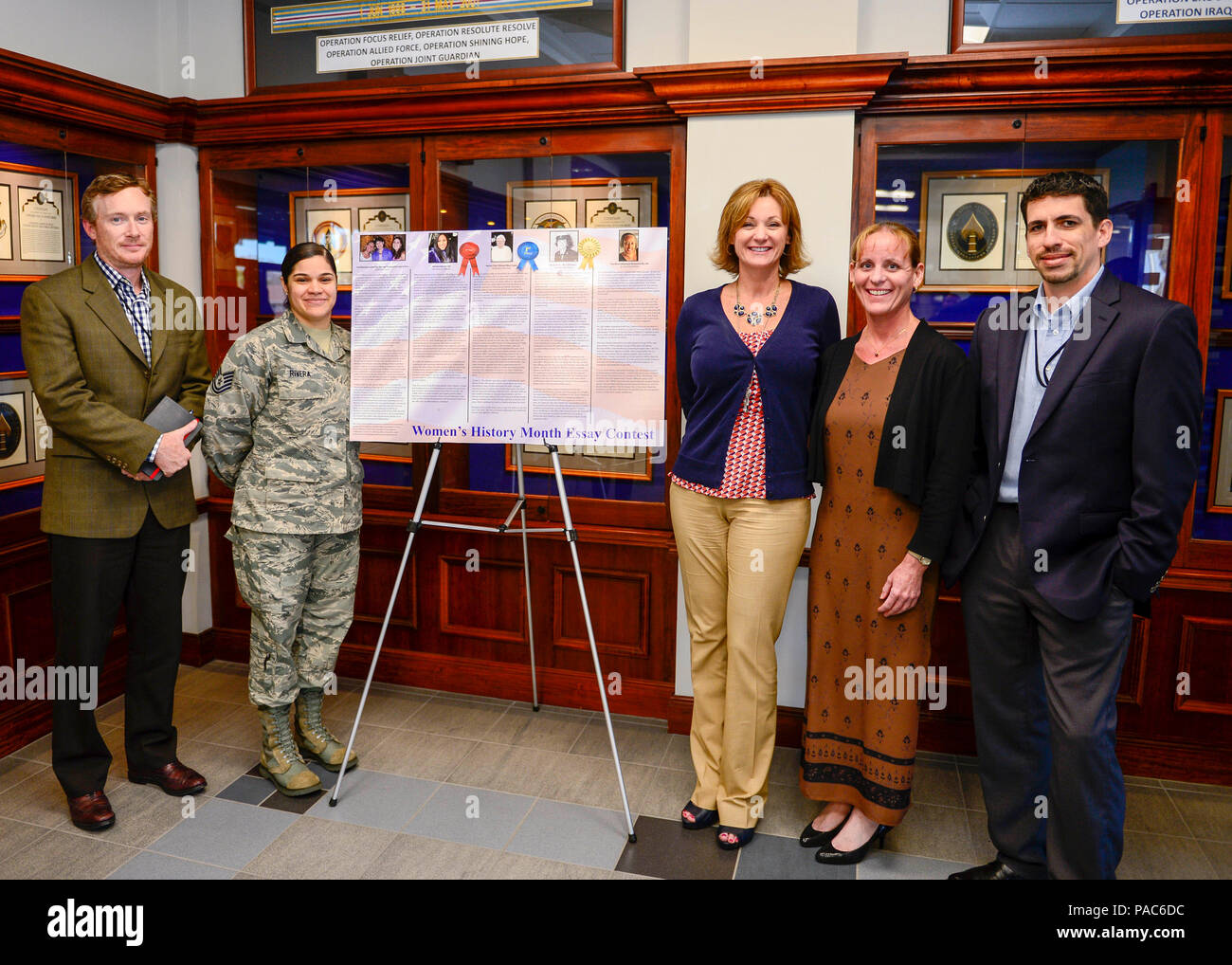 dc912323f2c U.S. Special Operations Command held an essay competition in honor of  Women s History Month at MacDill