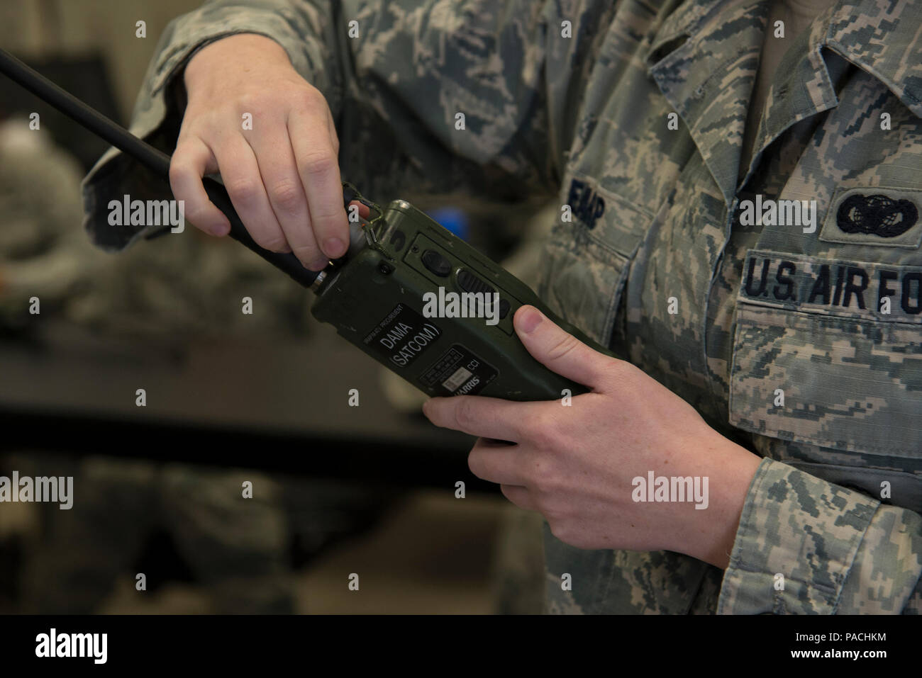 Handheld Radio Stock Photos & Handheld Radio Stock Images - Alamy