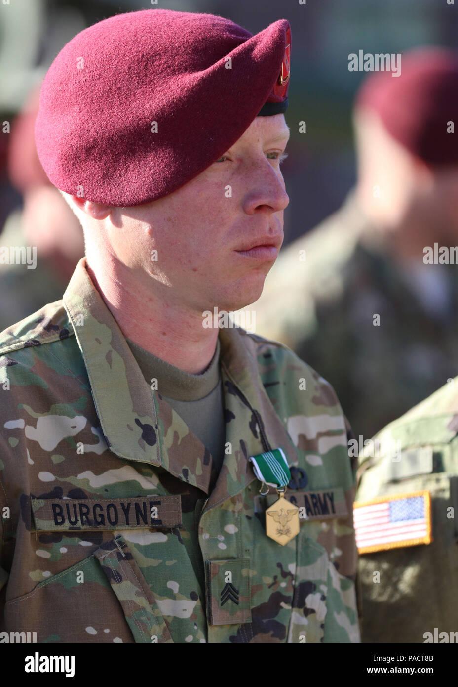 Maj  Gen  Richard D  Clarke, the 82nd Airborne Division commanding