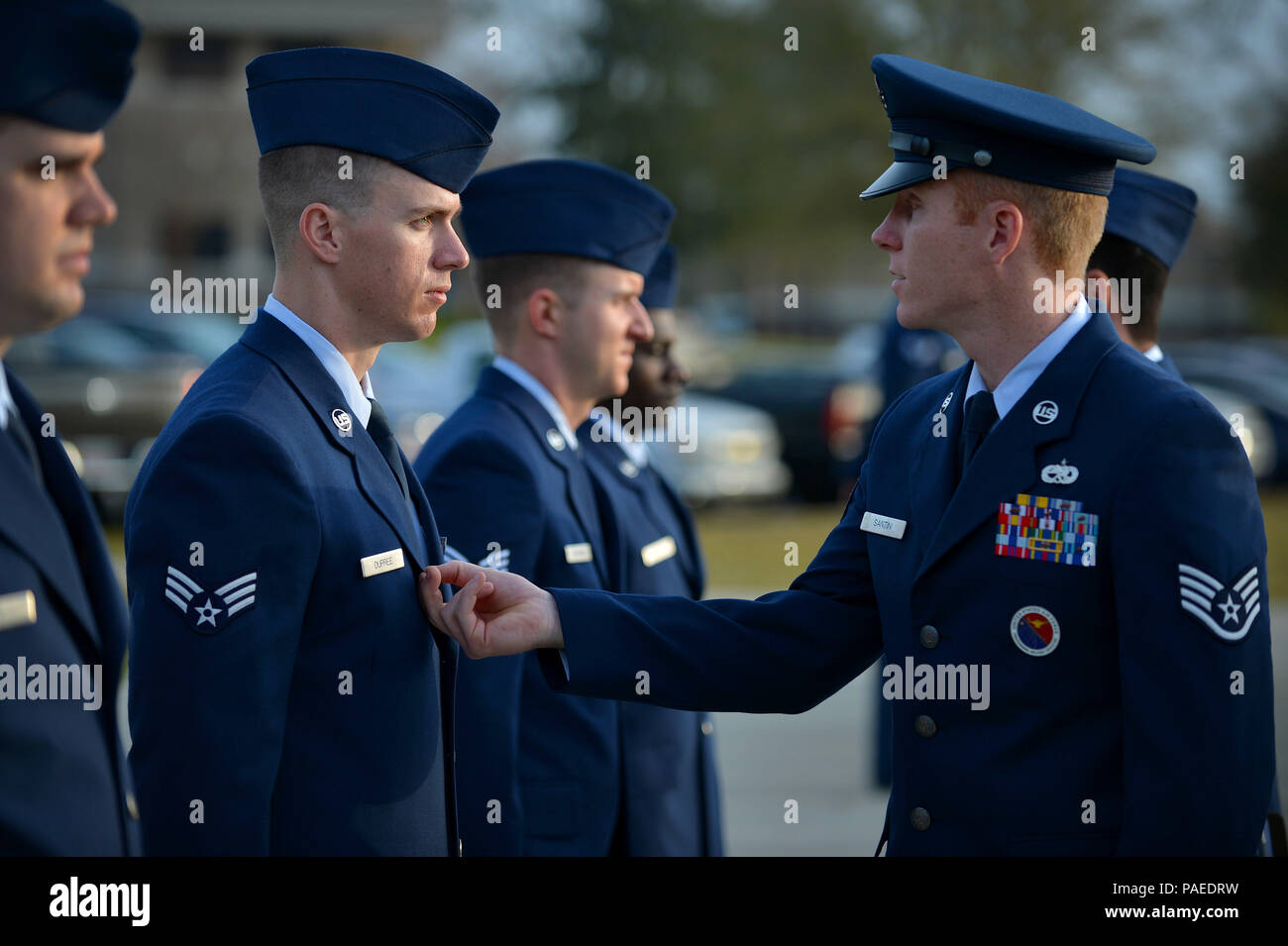 Usaf updates uniform instruction afi 36-2903 soldier systems daily.