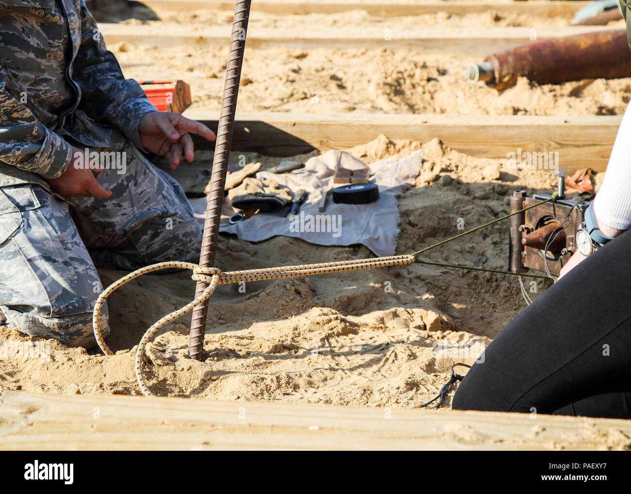 air force eod tech school washout rate