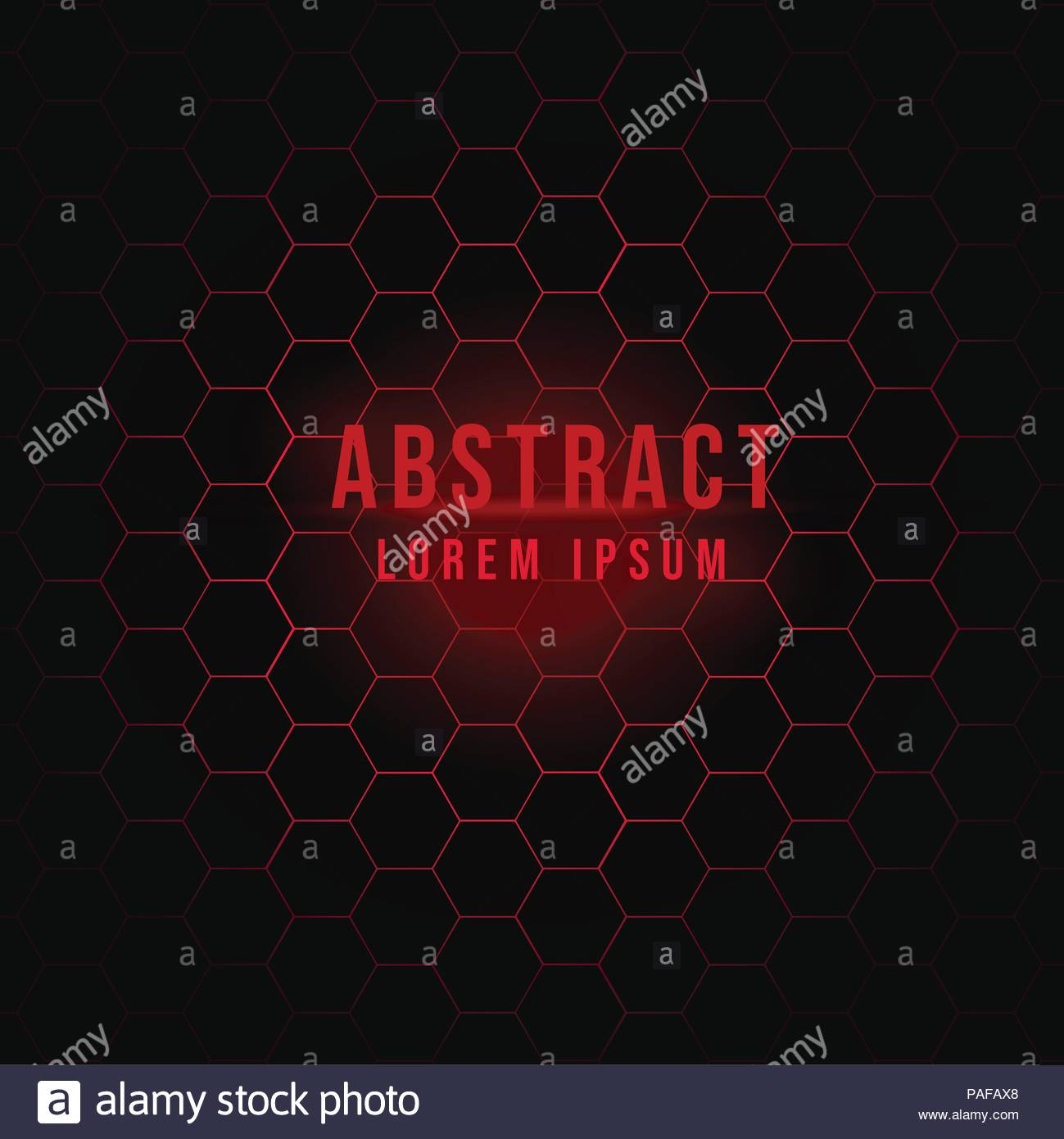Abstract Geometry Background - Stock Image