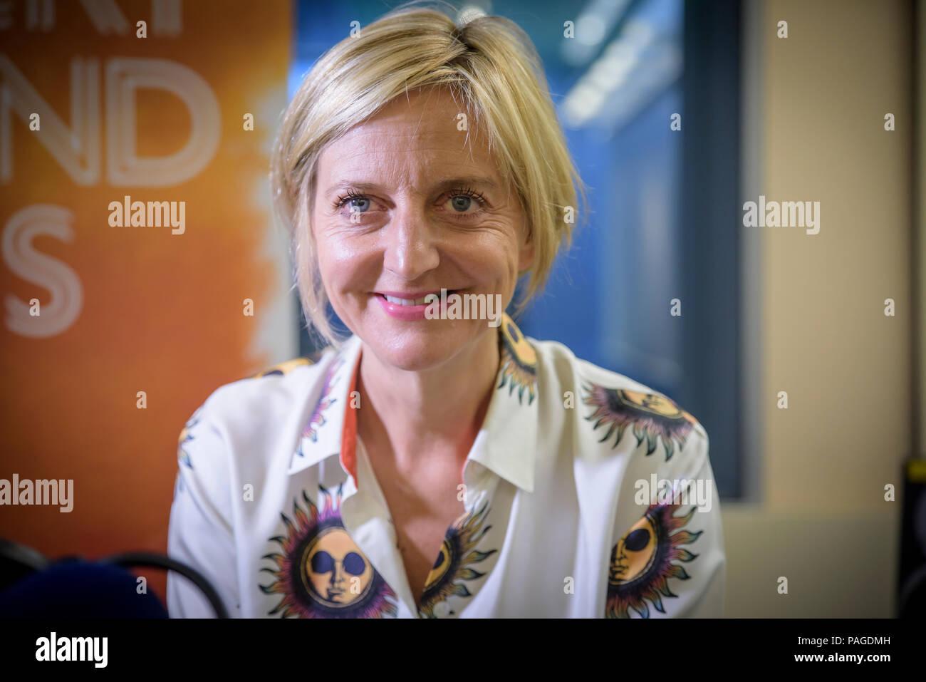 Marianne Elliott 2018 - Stock Image