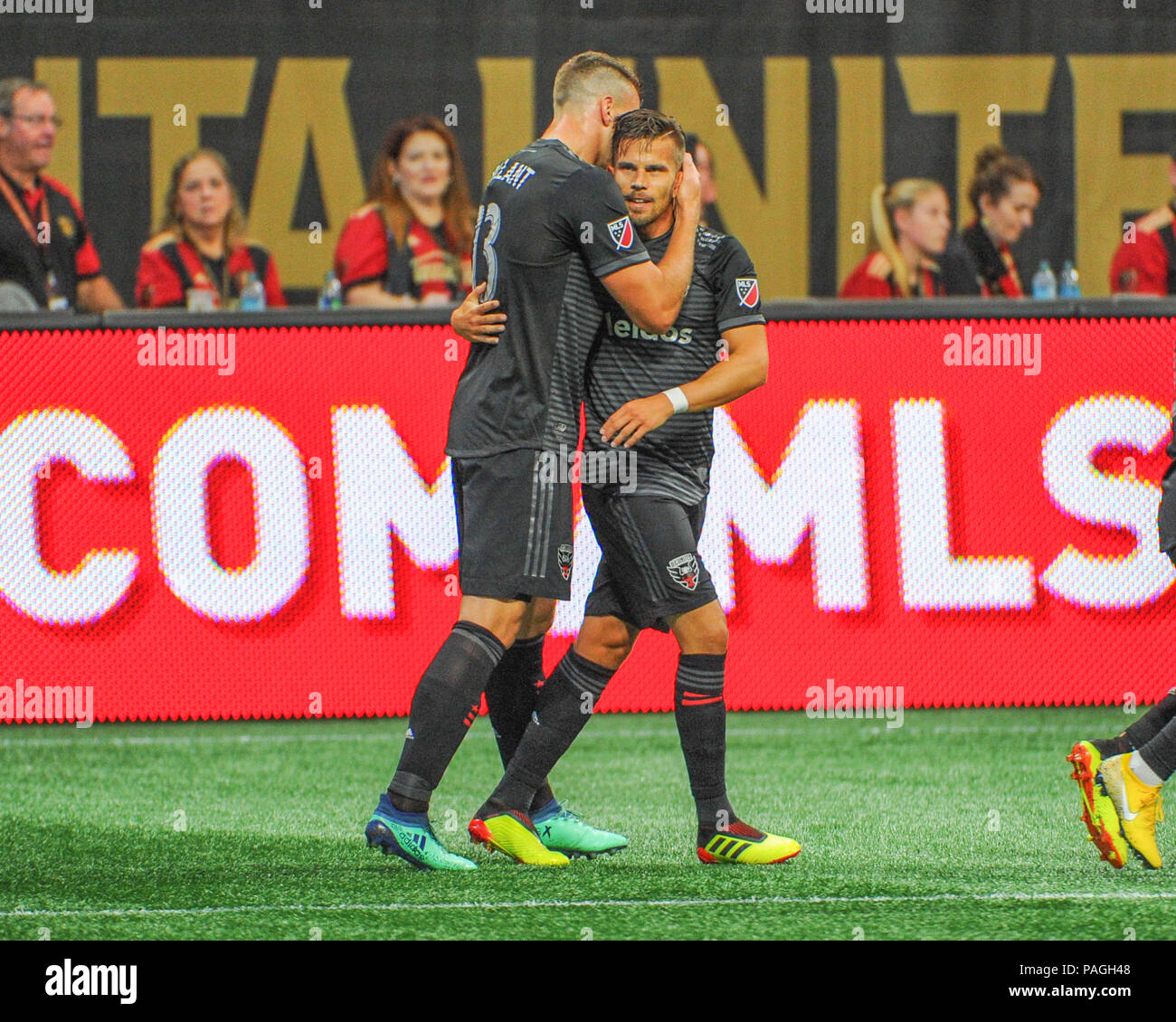 54af7862230 Dc United Goal Stock Photos   Dc United Goal Stock Images - Alamy