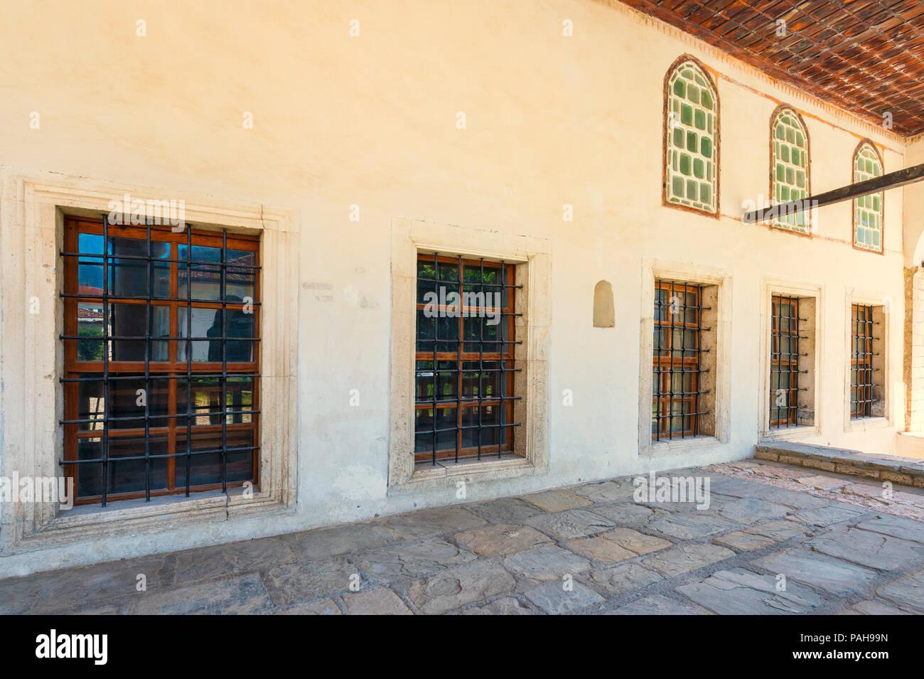 Helveti Teke, Bektashi Sufi shrine, Berat, Albania - Stock Image