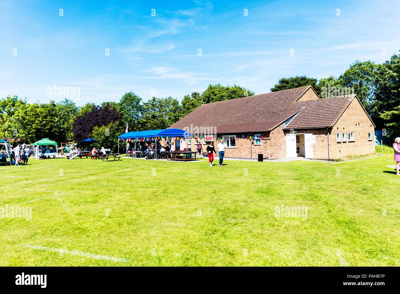 Legbourne village Hall, village halls UK, Legbourne community centre, UK village halls, village hall, community centres, community centres UK, halls, - Stock Image