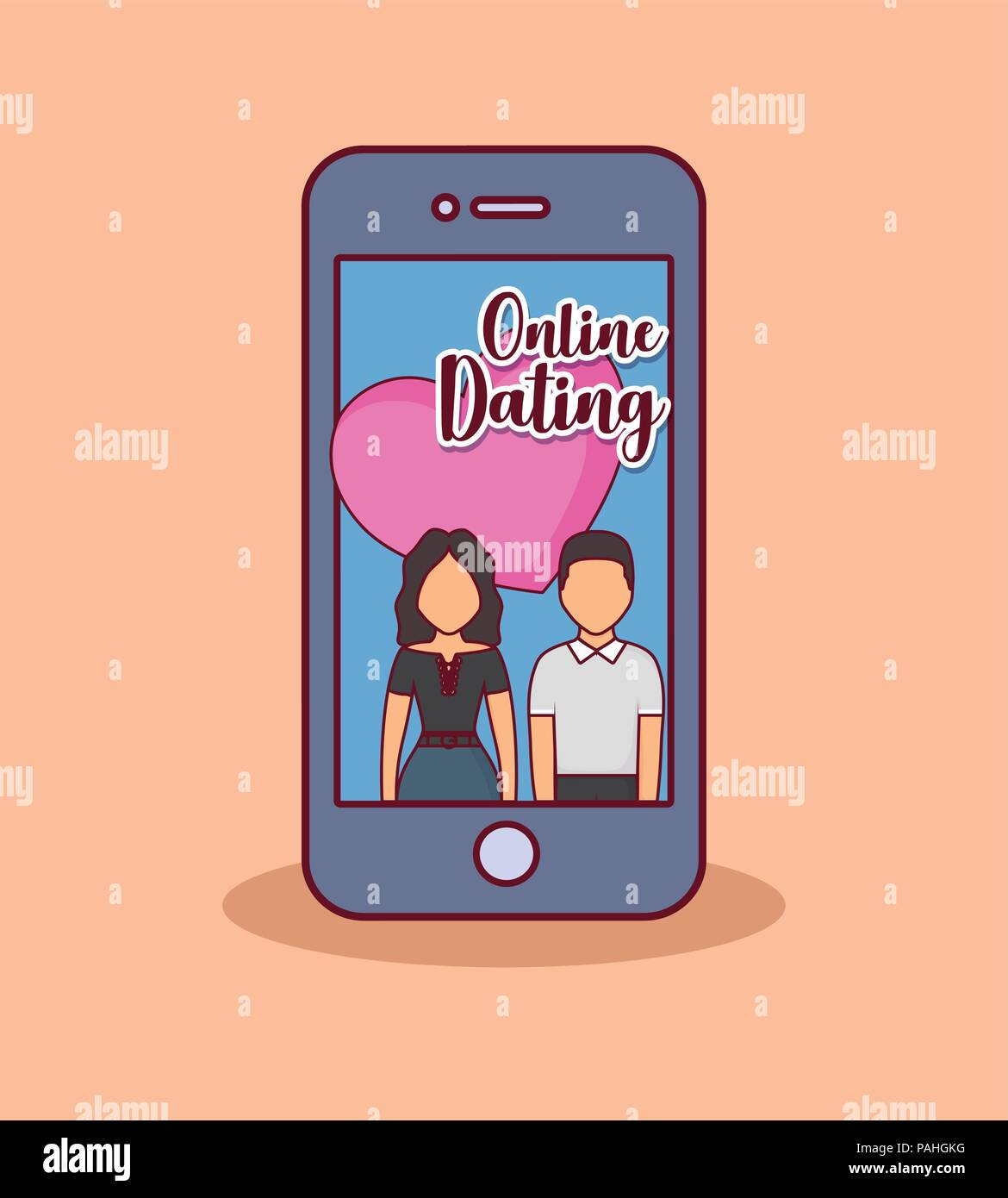 Cell phone online dating