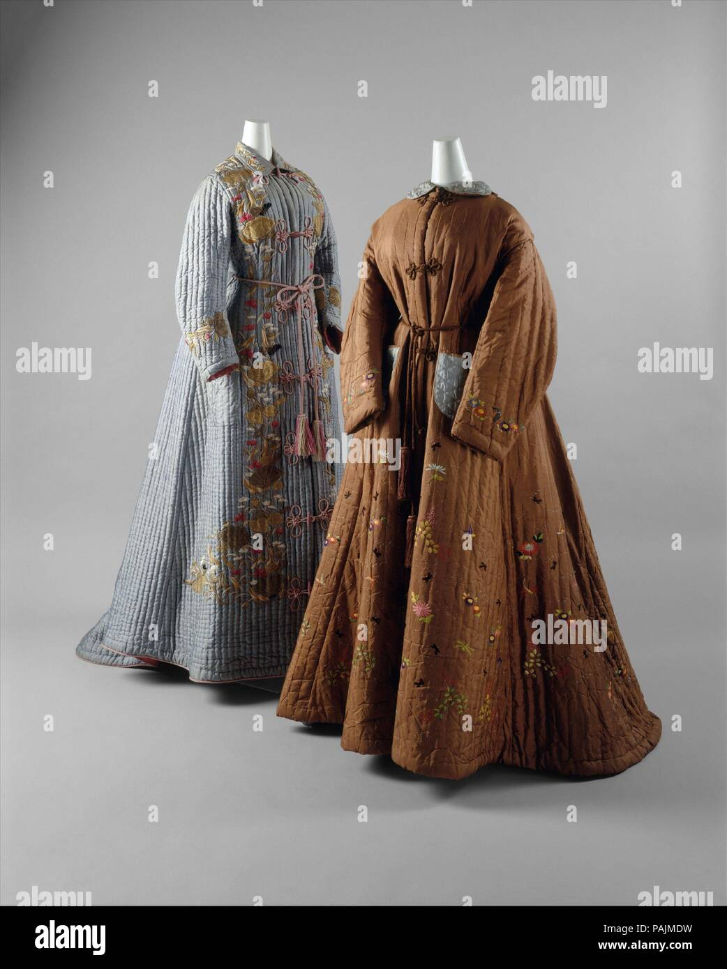 Dressing gown. Culture: Japanese. Date: ca. 1880. <p>In the ...