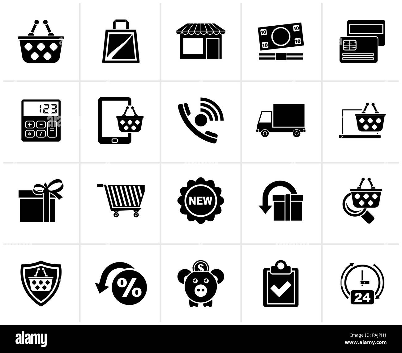E Money Vector Vectors Black And White Stock Photos Images Alamy