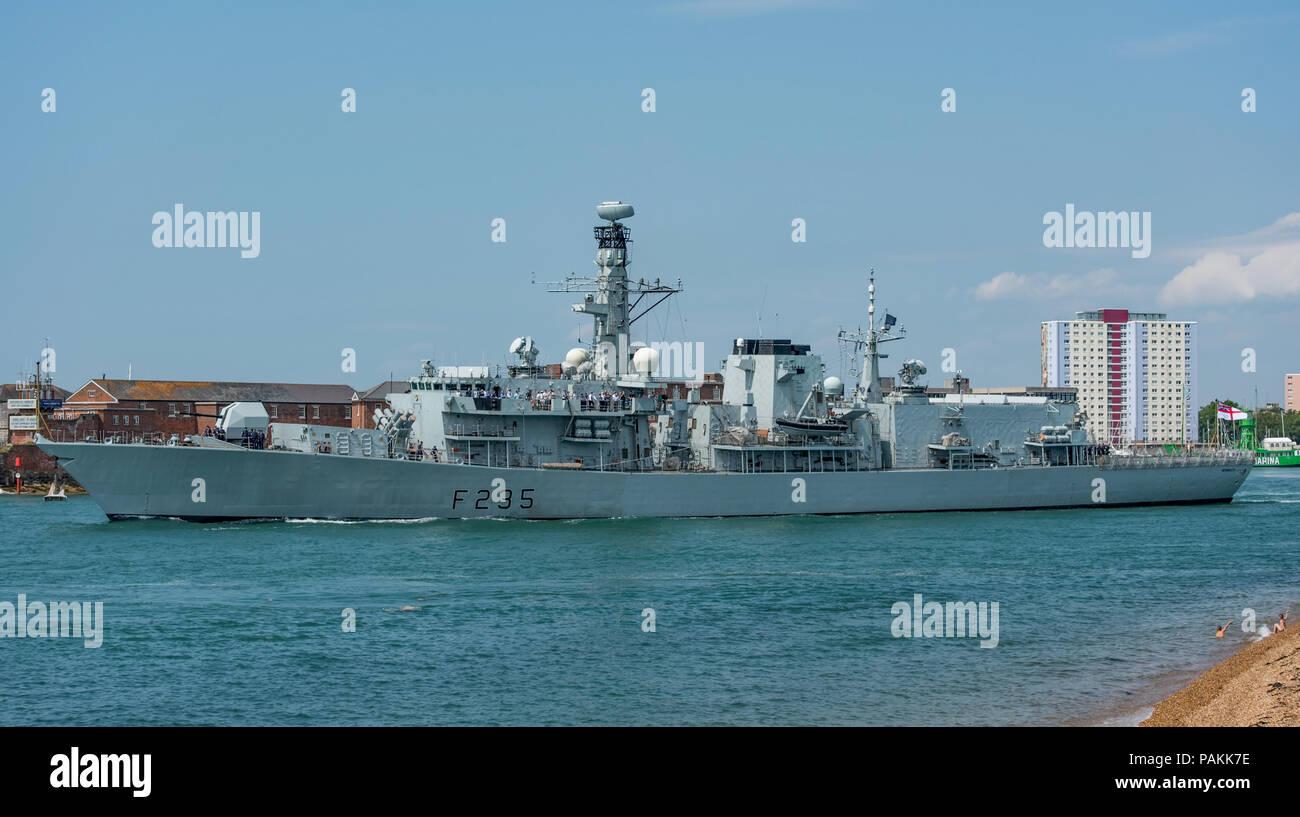 Royal Navy HMS de Monmouth Cufflinks