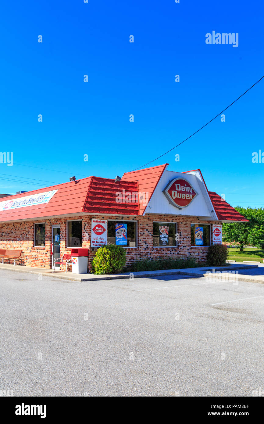 Dairy Queen Sign Stock Photos Dairy Queen Sign Stock Images Alamy