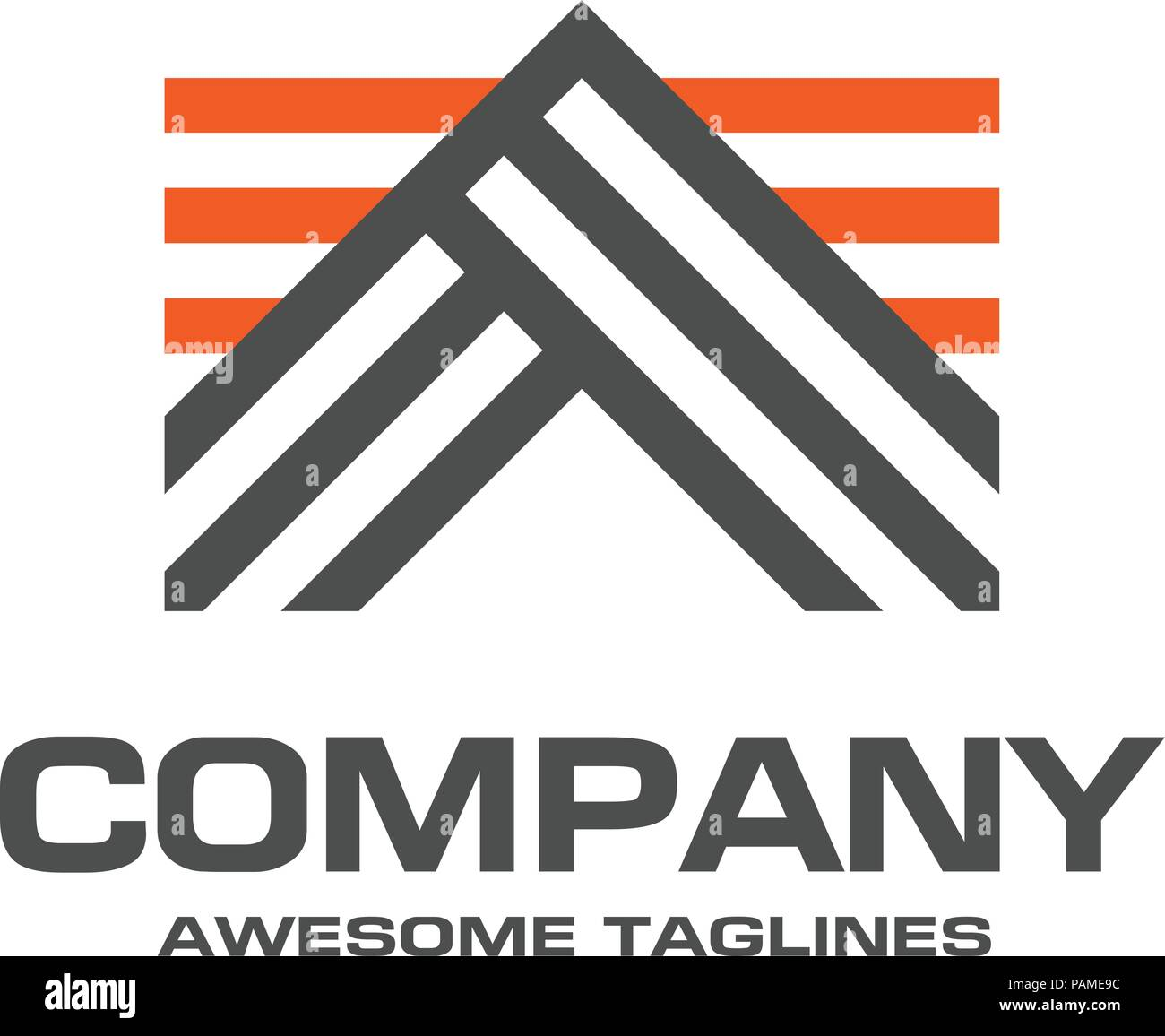 4ba3806d3ba creative Letter A line Logo design vector template Linear, best letter A Type  Character Symbol