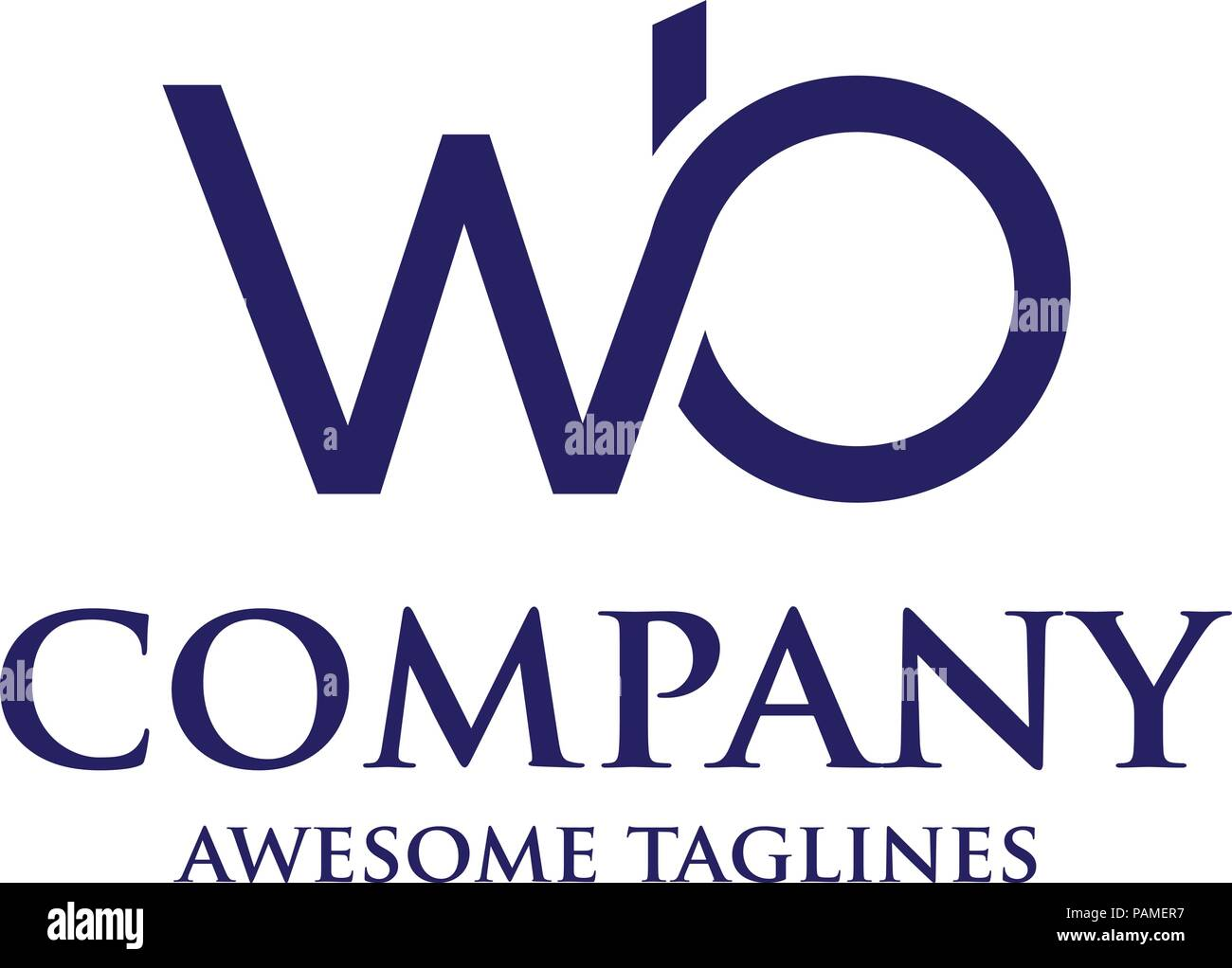wb letter logo design vector illustration template w letter logo vector letter w and b logo vector creative letter wb letter logo