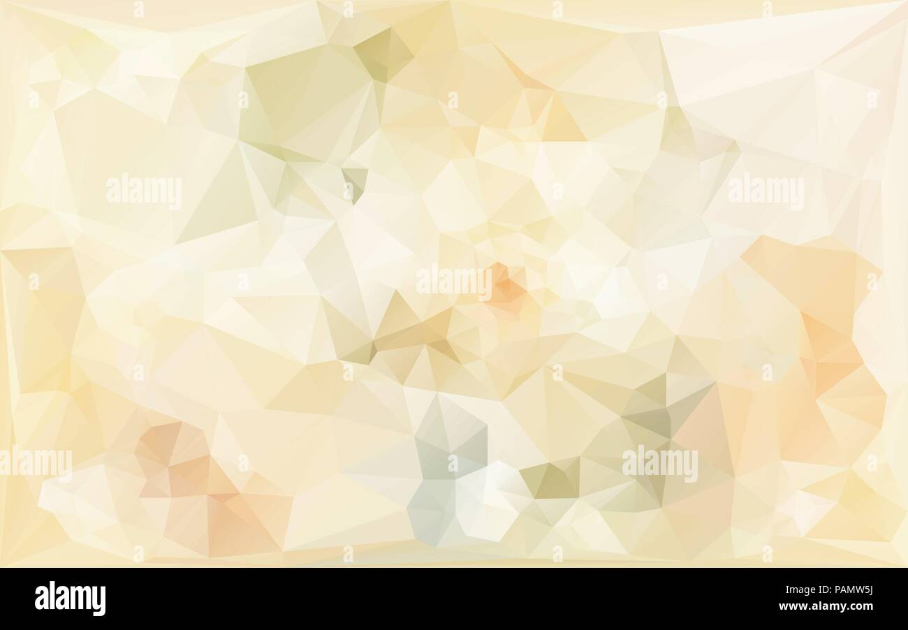 gentle abstract background in beige tones - Stock Vector
