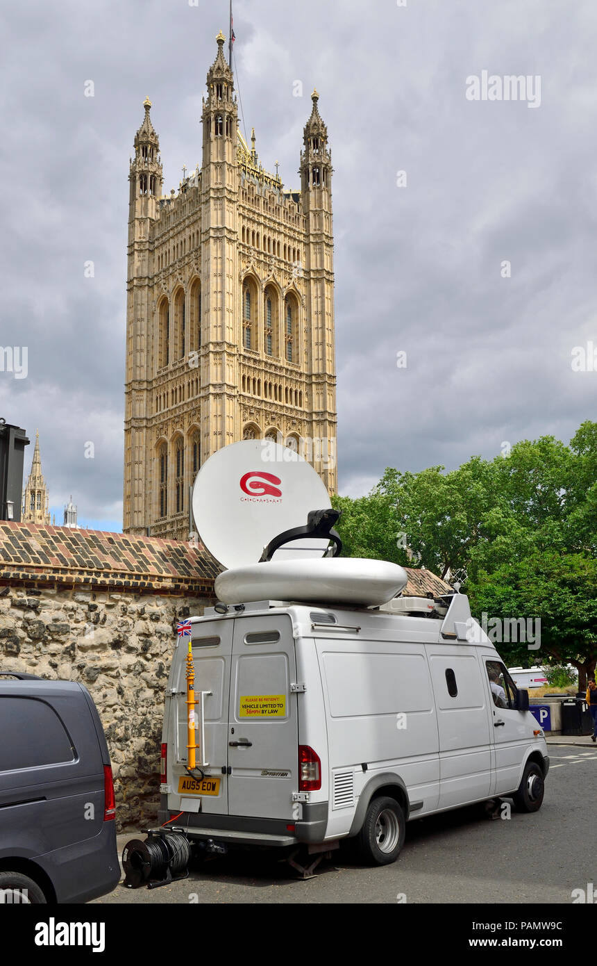 England – The Broadcaster
