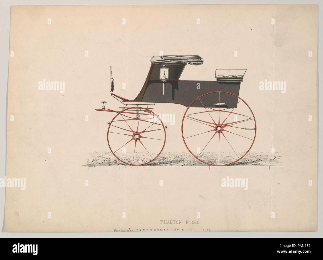 Le guide du carrossier 1859-1914 carruajes el de la rubita.