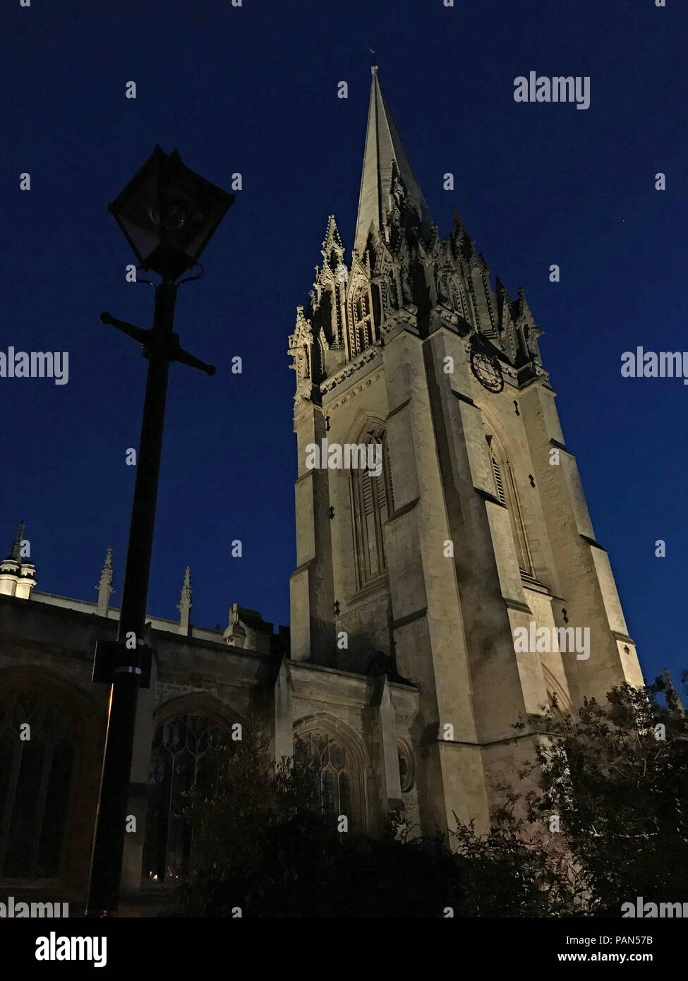 Oxford, Oxfordshire, South East England, Uk - Stock Image