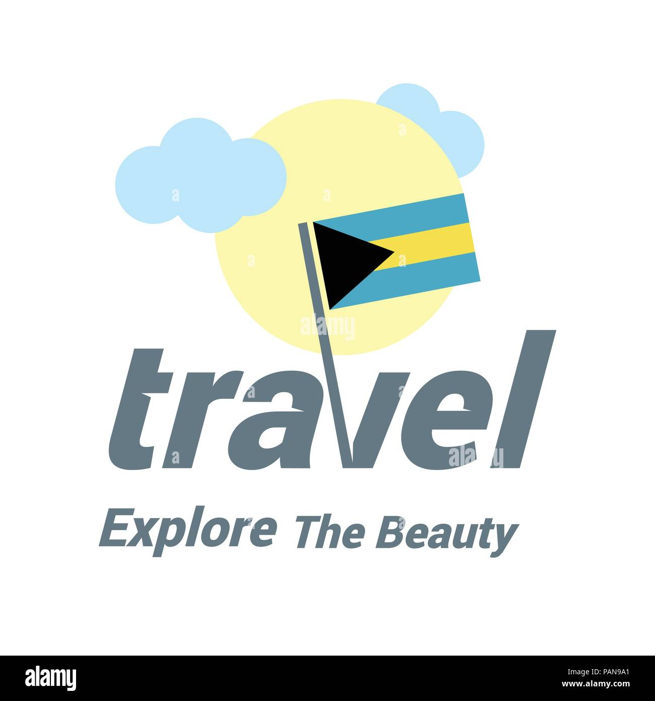 Bahamas - Stock Vector