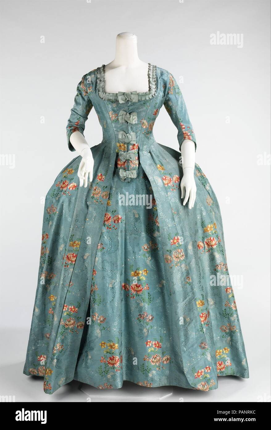 bce3ec6e034 Robe à la Française. Culture  French. Date  1760-70. Women