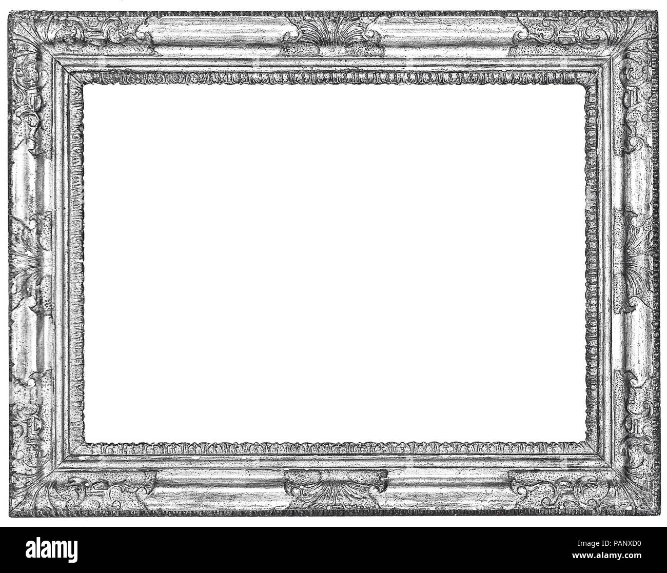 Ogee frame. Culture: American, Boston (?). Dimensions: 48.4 x 62 ...