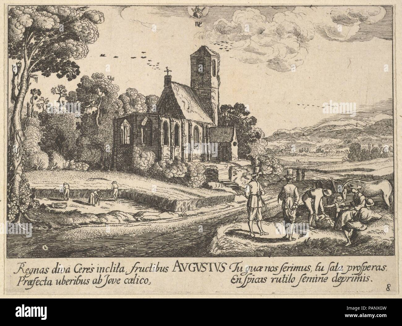 1593-1641 Enkhuizen). Etcher: Wenceslaus Hollar (Bohemian, Prague 1607-1677  London). Date: 1628-29. Museum: Metropolitan Museum of Art, New York, USA.