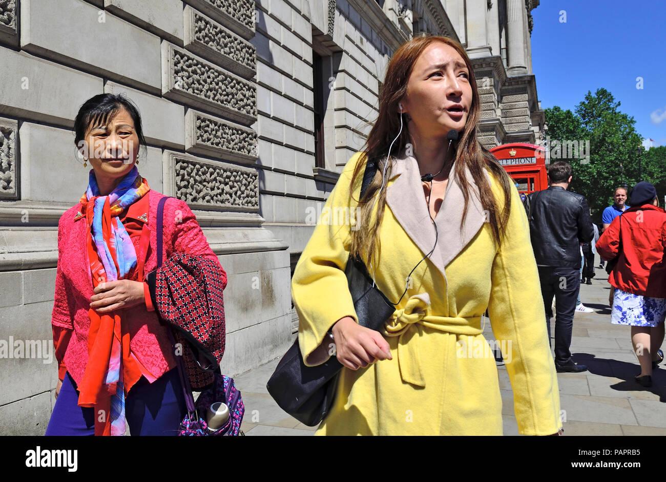 japanese women in london