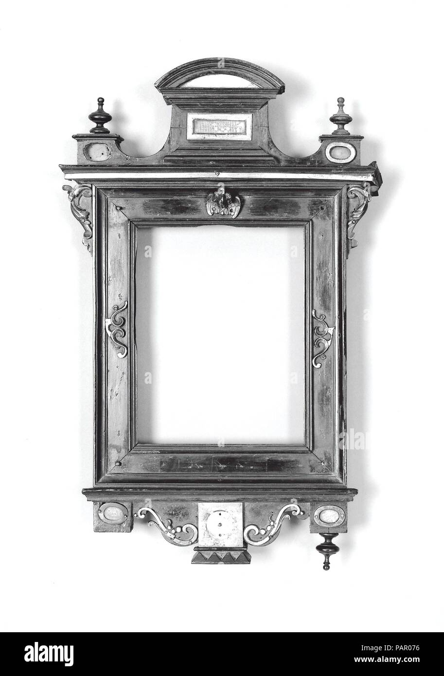 Reliquary with tabernacle frame. Culture: Austrian, Salzburg ...