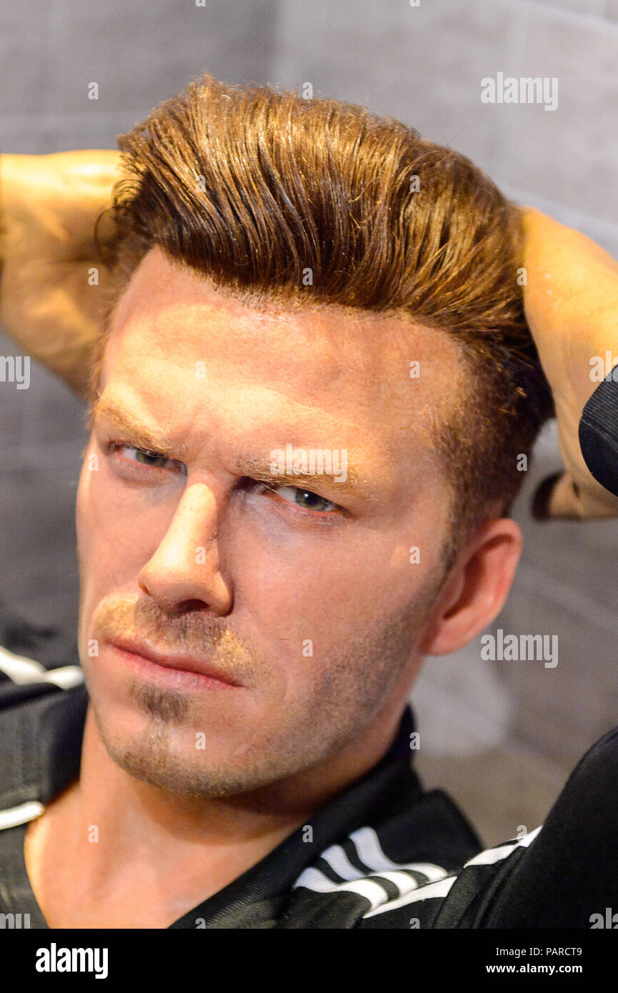 Amsterdam Netherlands Oct 26 2016 David Beckham English